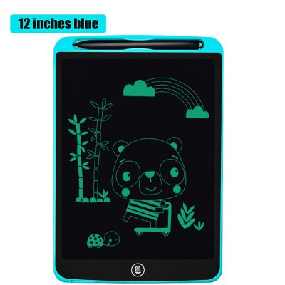 12 inch Blue