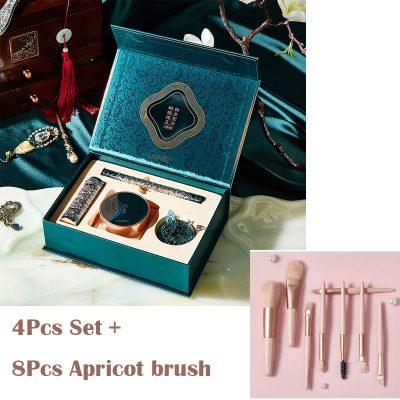 4Pc and ApricotBrush