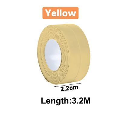 3.2 x 2.2cm Yellow