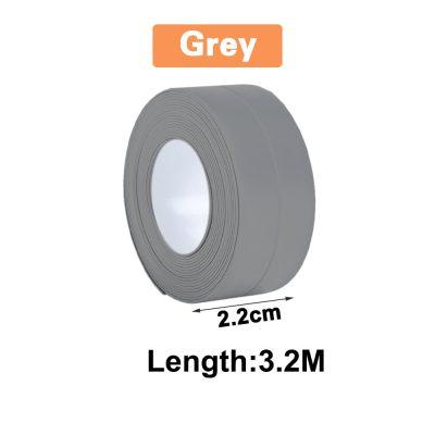 3.2 x 2.2cm Grey