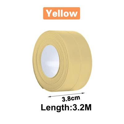 3.2 x 3.8cm Yellow