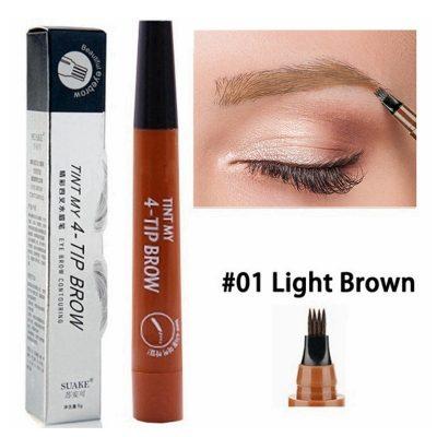 1 light brown