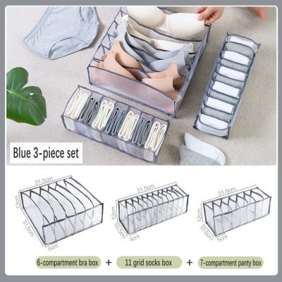 Gray 3-piece set