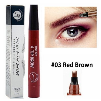 3 red brown