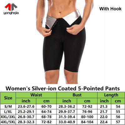 5Pointed Hook Pants