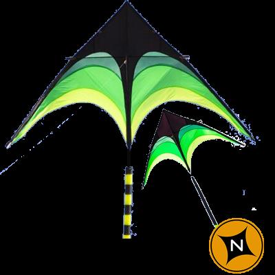 1.6m kite 6m tails
